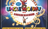 Uncle Moishy Chanukah Concerts