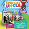 Uncle Moishy! Brand New CD – Volume 19 Featuring Special Guest Stars!