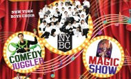 Uncle Moishy and New York Boys Choir Chol Hamoed Concerts
