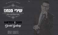 Dovid Gabay – Hatov Acapella Single [Shirei Pinchas 3]