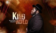 Nissim Black – King of The World (Official Lyric Video)