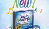 Amazing New Children's Album! – You Are Wonderful!