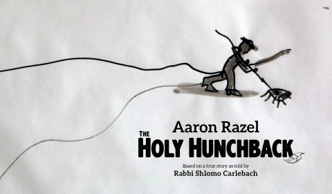 Aaron Razel – The Holy Hunchback | English Version [VIDEO]