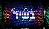 NEW SINGLE  – B'Shir! Benny Friedman Feat. Sruly Green