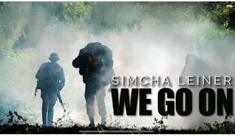 SIMCHA LEINER   We Go On!   Official Music Video