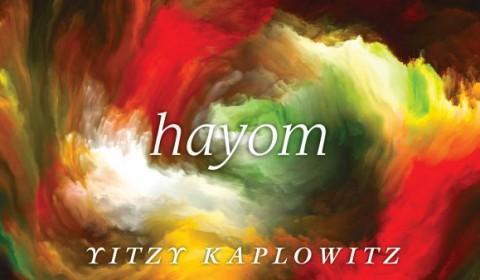 "Yitzy Kaplowitz With A New Single For The Yomim Noroim ""Hayom"""