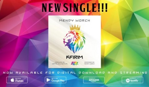 """Mendy Worch With An Exciting New Single """"K'firim"""""""