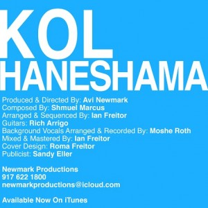 KolHaneshamaCredits