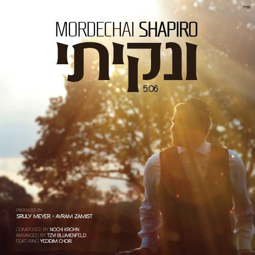 Mordechai-Shapiro---V'nikeisi