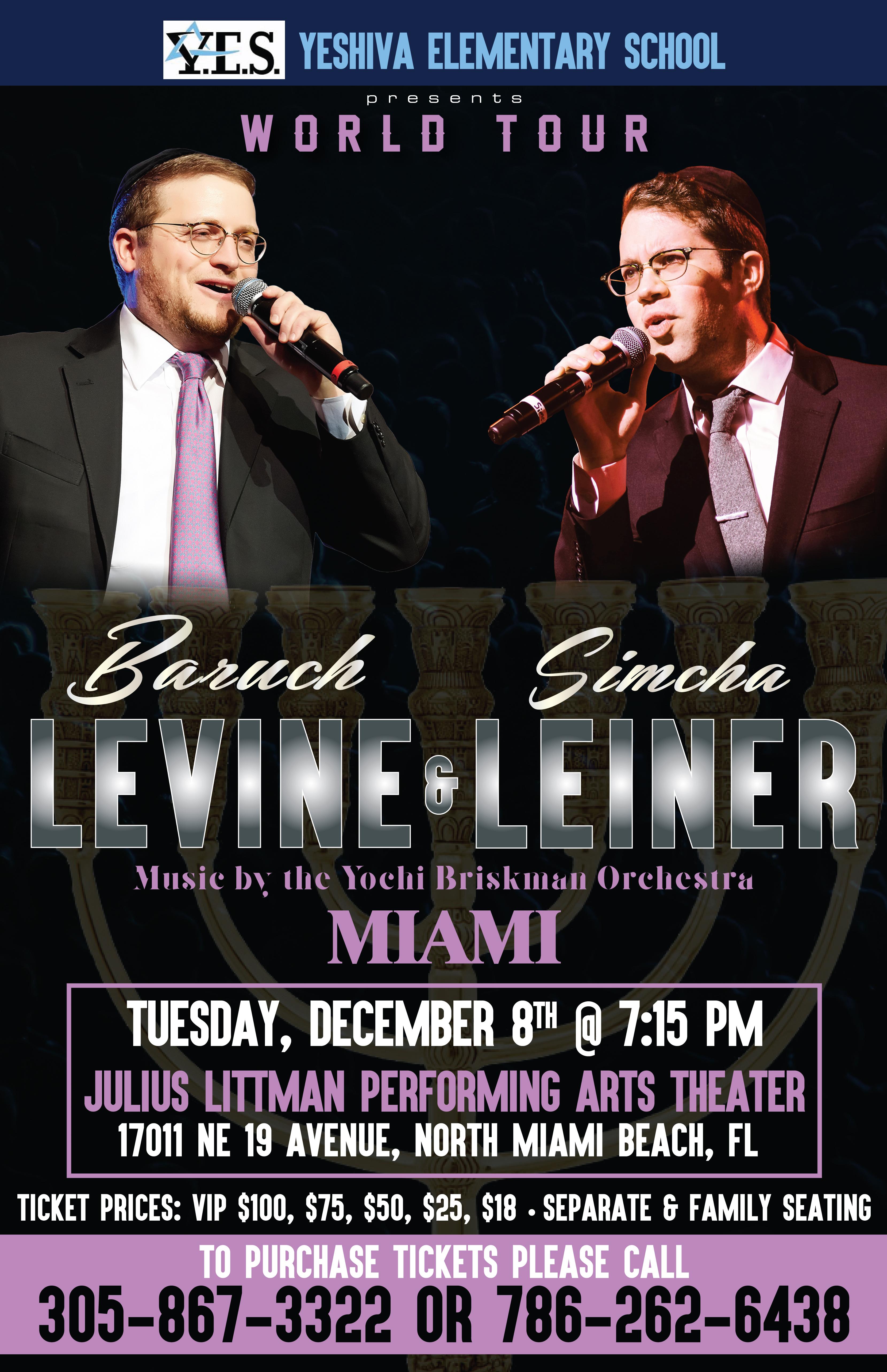 Levine & Leiner Miami 5776 Poster
