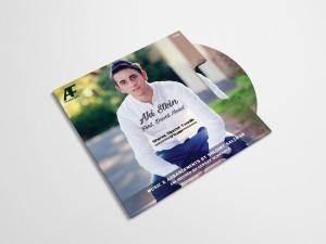 Aki Stein - Sheva Yipo'el Tzadik V'kom Single CD Mockup